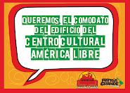 POR EL COMODATO DEL AMÉRICA LIBRE