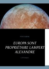 Europa sont propriétaire Lampert Alexandre