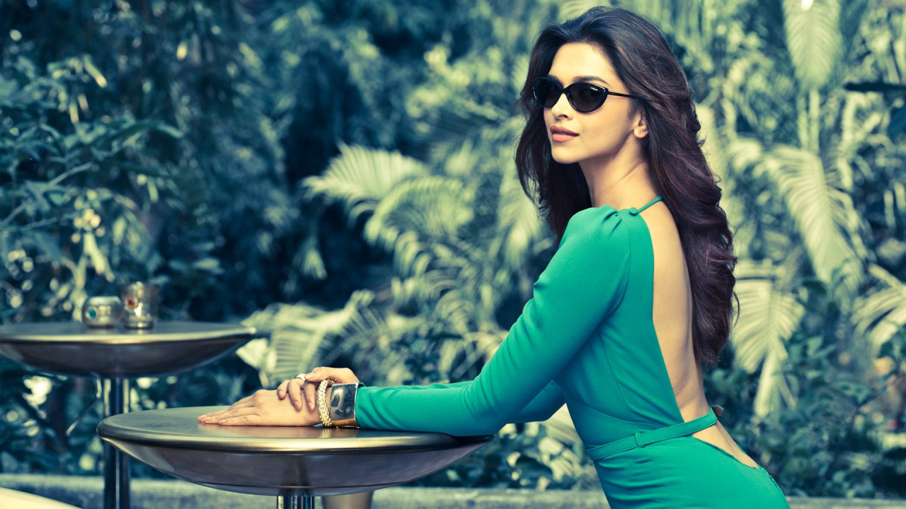 Deepika Padukone Vogue Eyewear HD Wallpapers New