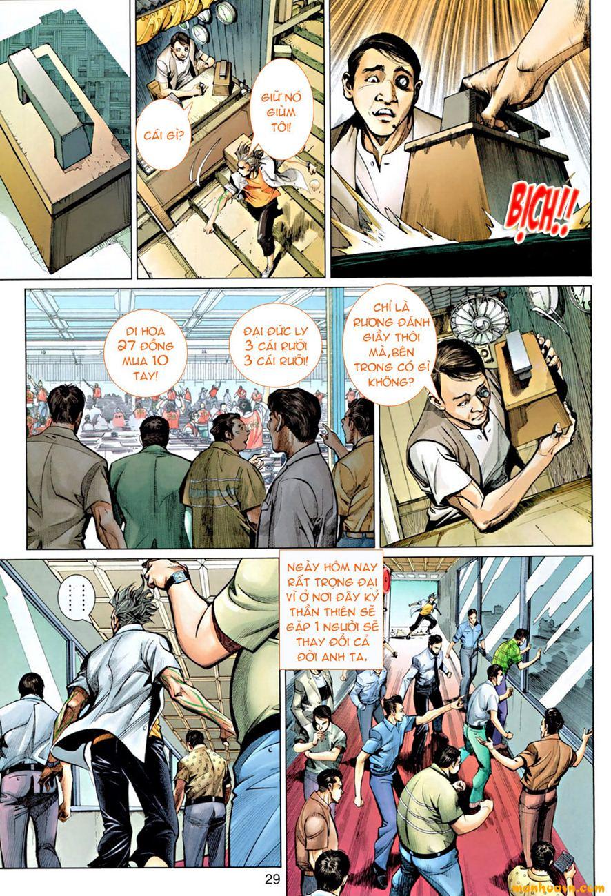 Thần Binh 4 chap 71 - Trang 27