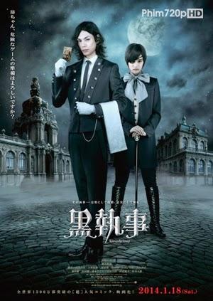Black Butler 2014 poster