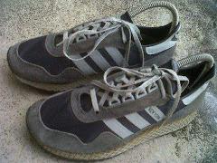 VTG Adidas New York