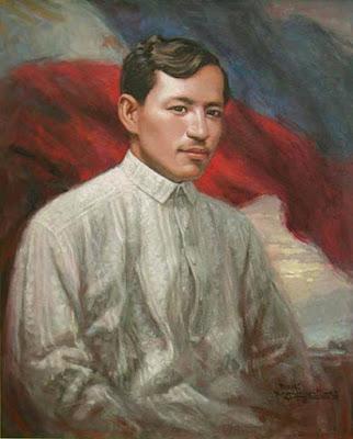 Jose Rizal Painting Jose Rizal Talambuhay Buhay ni Jose Rizal Tunay na pangalan ni Jose Rizal