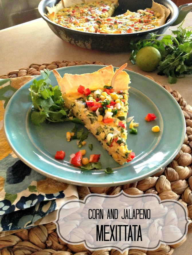 The Holland House: Corn and Jalapeño Mexittata