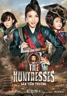 Nữ Thợ Săn - The Huntresses