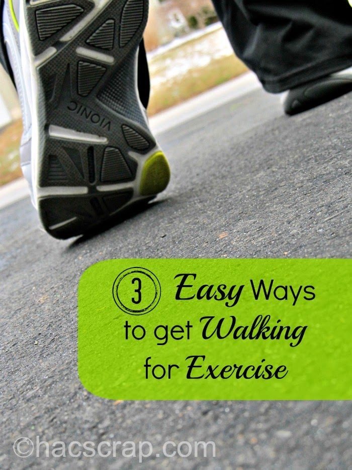 Get Walking to Get Healthy This Year
