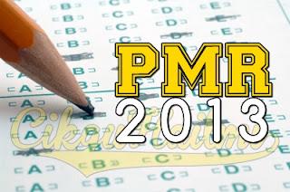 Soalan Ramalan Bahasa Melayu, Bahasa Inggeris, Matematik, Sains dan Geografi Menjelang PMR 2013