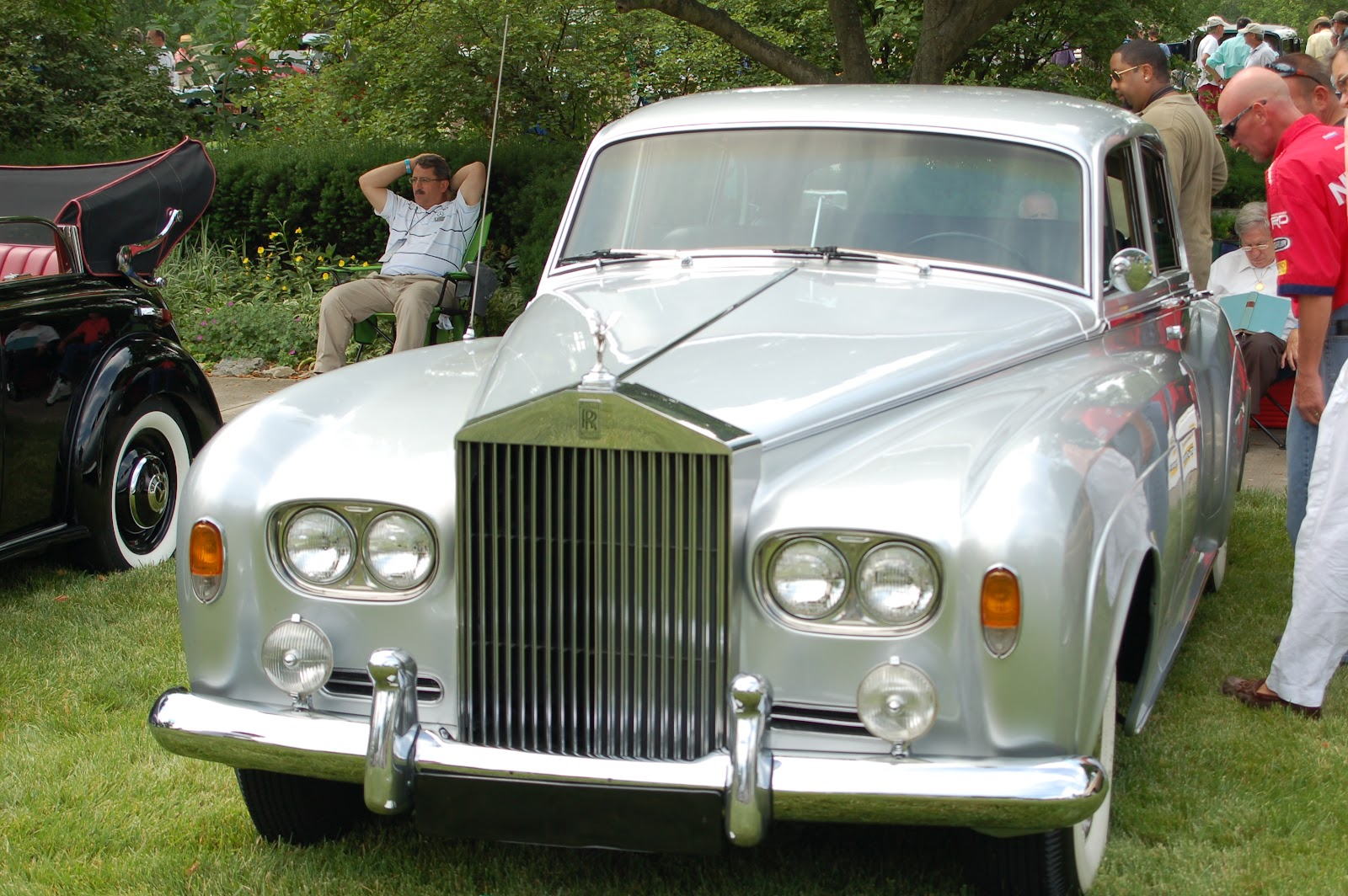 1965 Rolls Royce Silver Cloud II