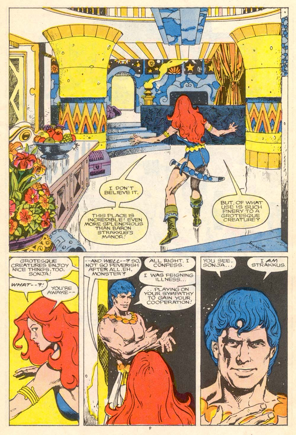 Conan the Barbarian (1970) Issue #205 #217 - English 10