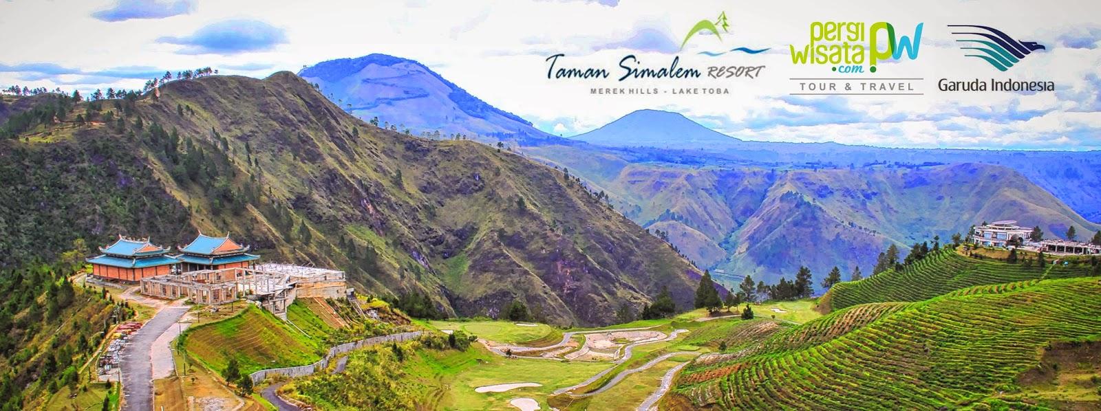 Taman Simalem Resort Berastagi Www Pergiwisata Com