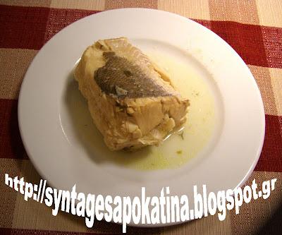 μπακαλιάρος βραστός http://syntagesapokatina.blogspot.gr
