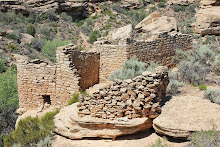 Hovenweep Ruins""