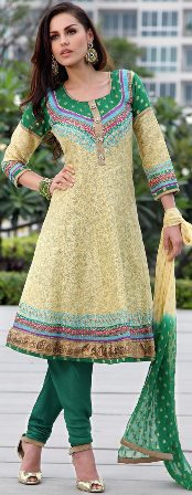 Umbrella-Anarkali-Frock
