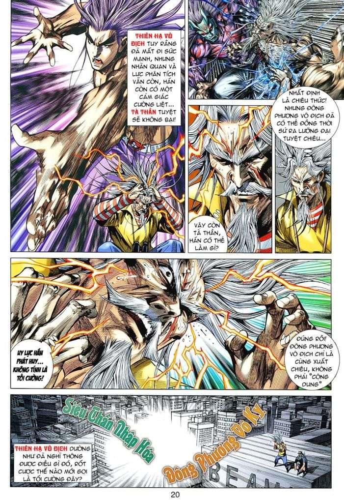 Hoả Vân Tà Thần II chap 99 - Trang 20