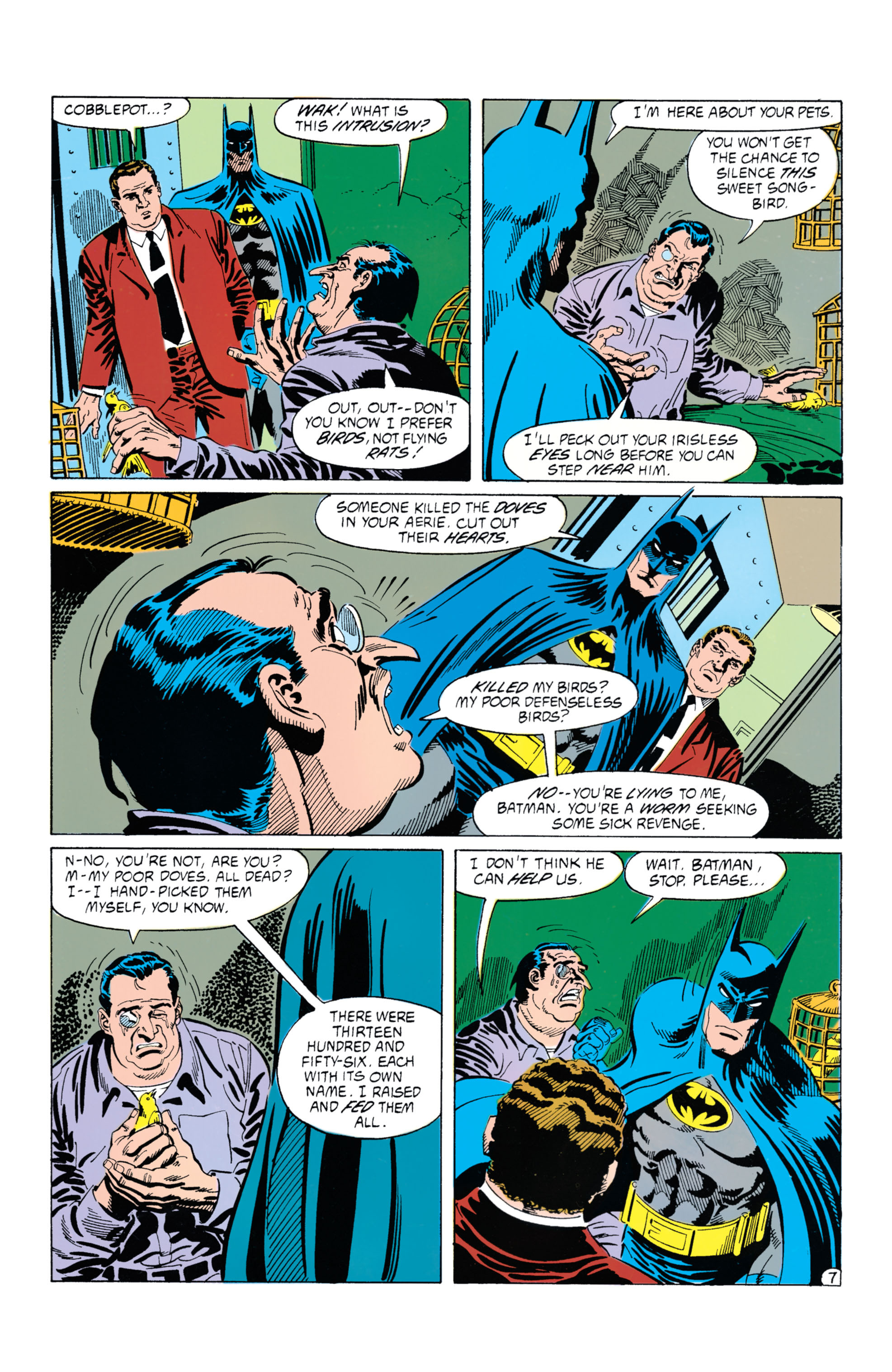 Detective Comics (1937) Issue #628 Page 8