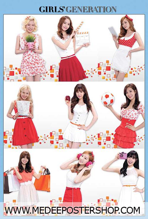 Girls' Generation 2015 Poster -02