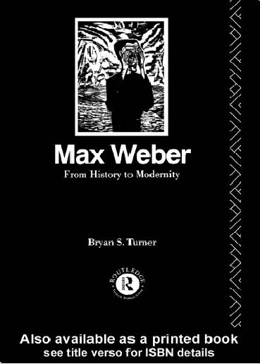 "the theories of modernity of marx weber and polanyi Marx's theorization of primitive accumulation as an inherent,  of academic  social theory read back through modern eyes and outside its  roth g, 2003, "" the near-death of liberal capitalism: perceptions from the weber to the polanyi."