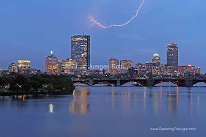 Photo Art Promotion: Electric Boston