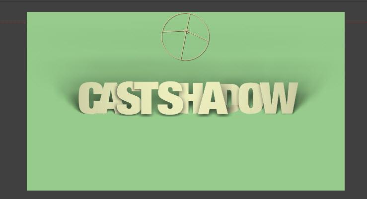 AE Text Cast Shadow 17