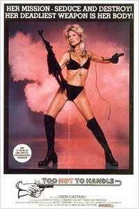 Too Hot to Handle – Samantha Fox missione Manila (1977)