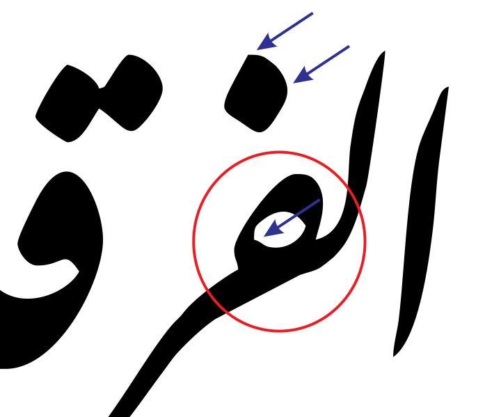 Desain Arabic/Kaligrafi Vektor - Spesialis Desain Grafis