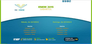 Site Oficial do INEP