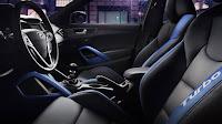 2016 New Hyundai Veloster Turbo performance interior view