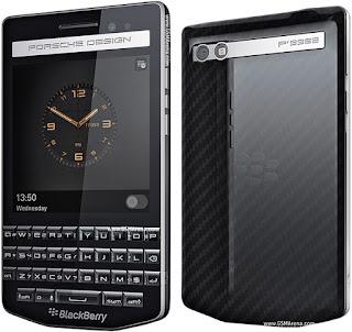 BlackBerry Porsche Design P'9983 Smartphone Harga Rp 19 Jutaan