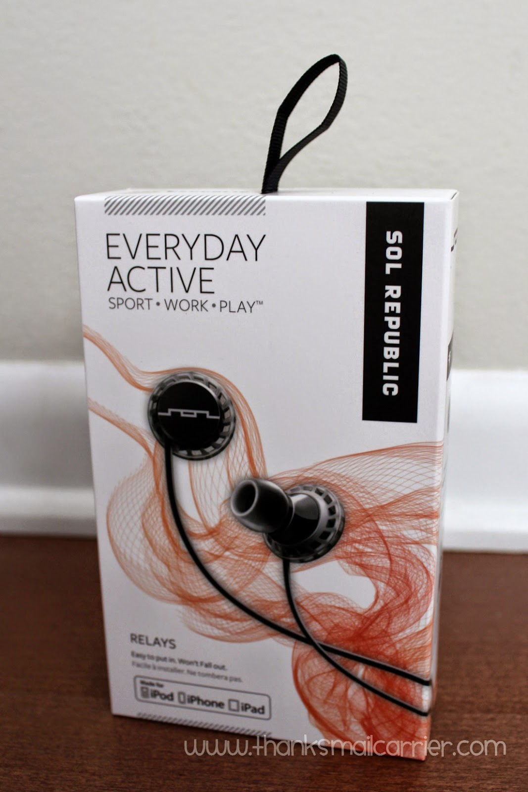Sol Republic earphones