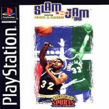 Torrent Super Compactado Slam n Jam 96 Featuring Magic Kareem PS1
