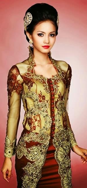Foto Model Baju Kebaya Tahun 2015
