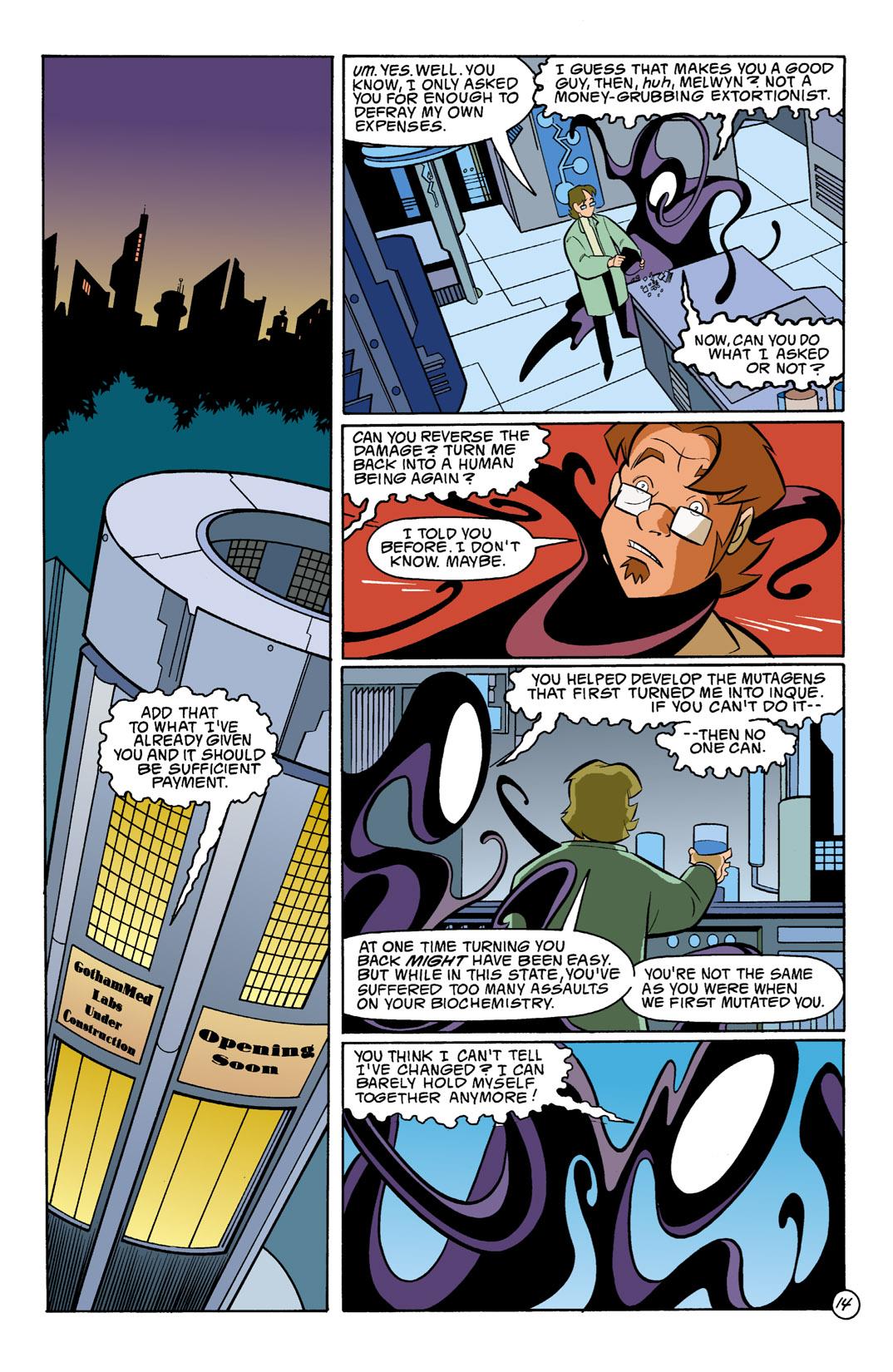 Batman Beyond [II] Issue #2 #2 - English 15