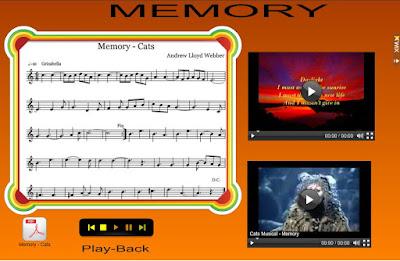 """Andrew Lloyd Webber, """"Memory"""""""