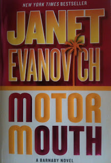 Win a Signed Copy of Janet Evanowich's novel Motor Mouth