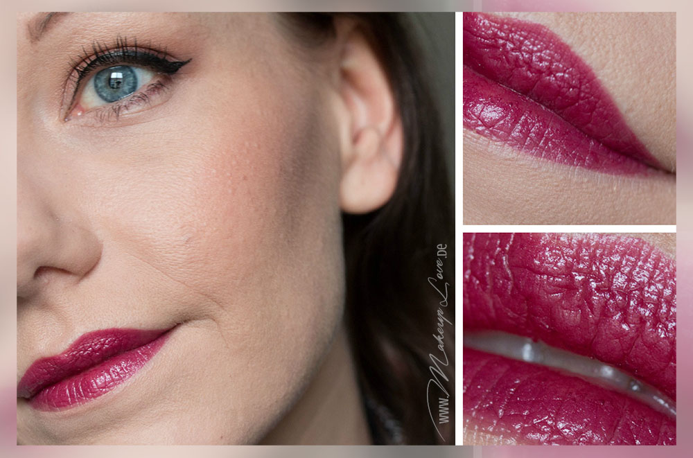 Tom Ford Lips & Boys Didier Lippenstift Review Swatch