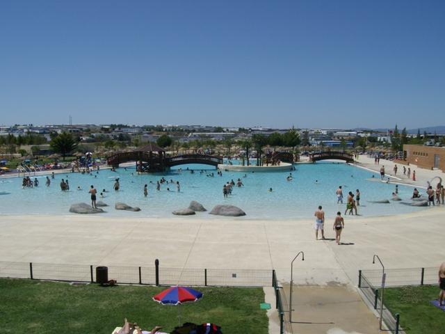 Olhar oleiros piscina praia de castelo branco j for Piscina municipal oleiros