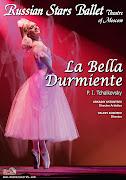 Viernes 10 de mayo. 20.30 horas. La bella durmiente. Russian Stars Ballet. (cartel bella gralb)