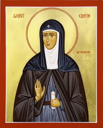 Saint Edith of Wilton