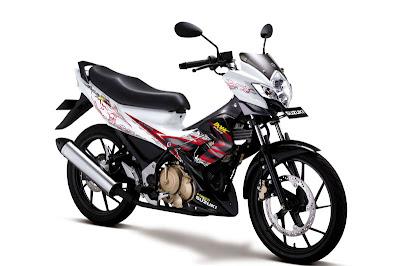 Daftar Harga Motor Suzuki Terbaru Bulan April 2013