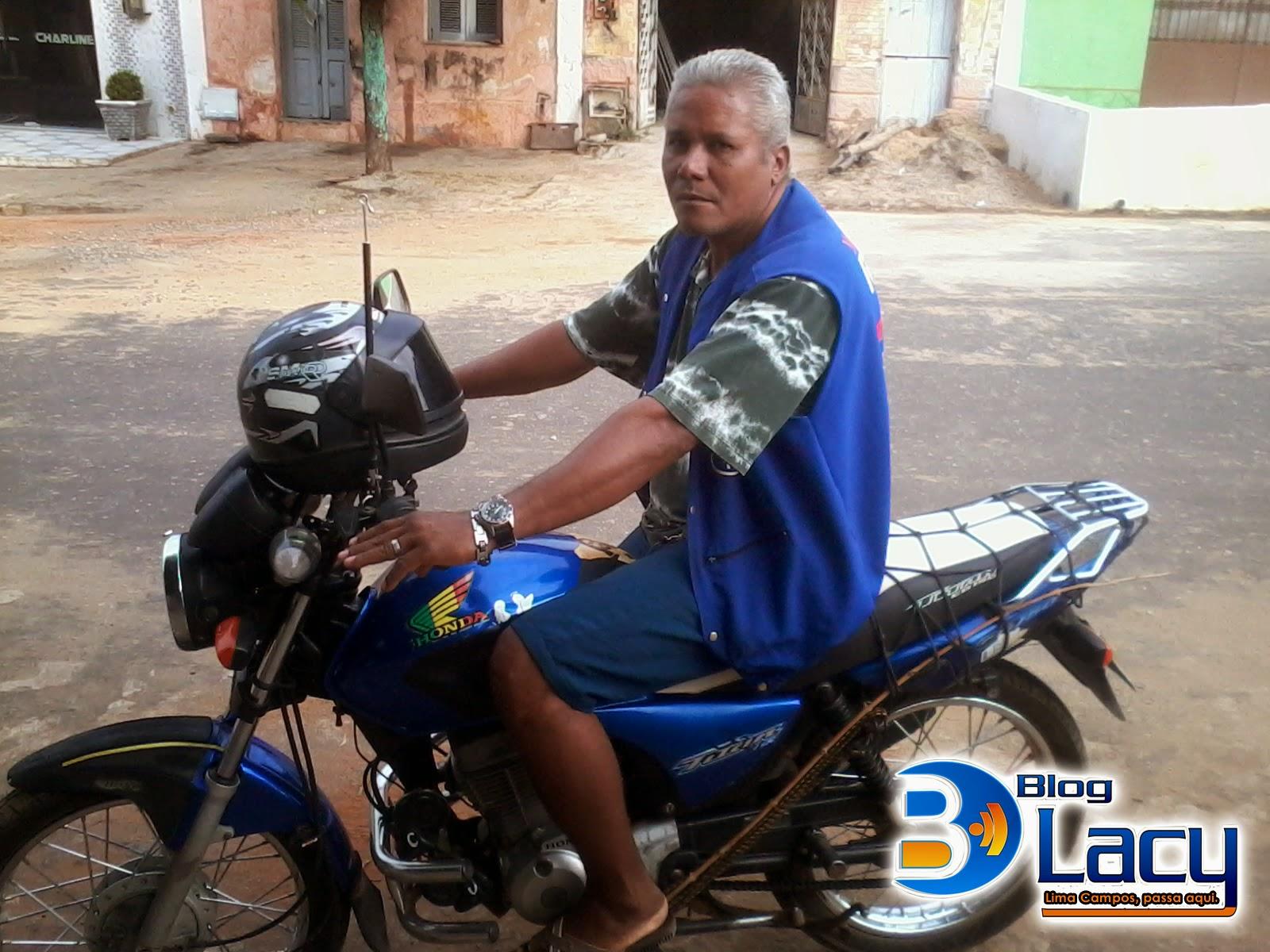 DA SÉRIE: FIGURAS FOLCLÓRICAS DE LIMA CAMPOS - CEARÁ