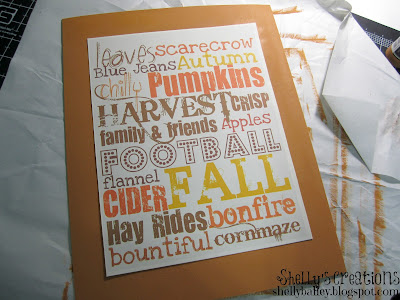 Shelly Bailey More Great Fall Projects Framed Art