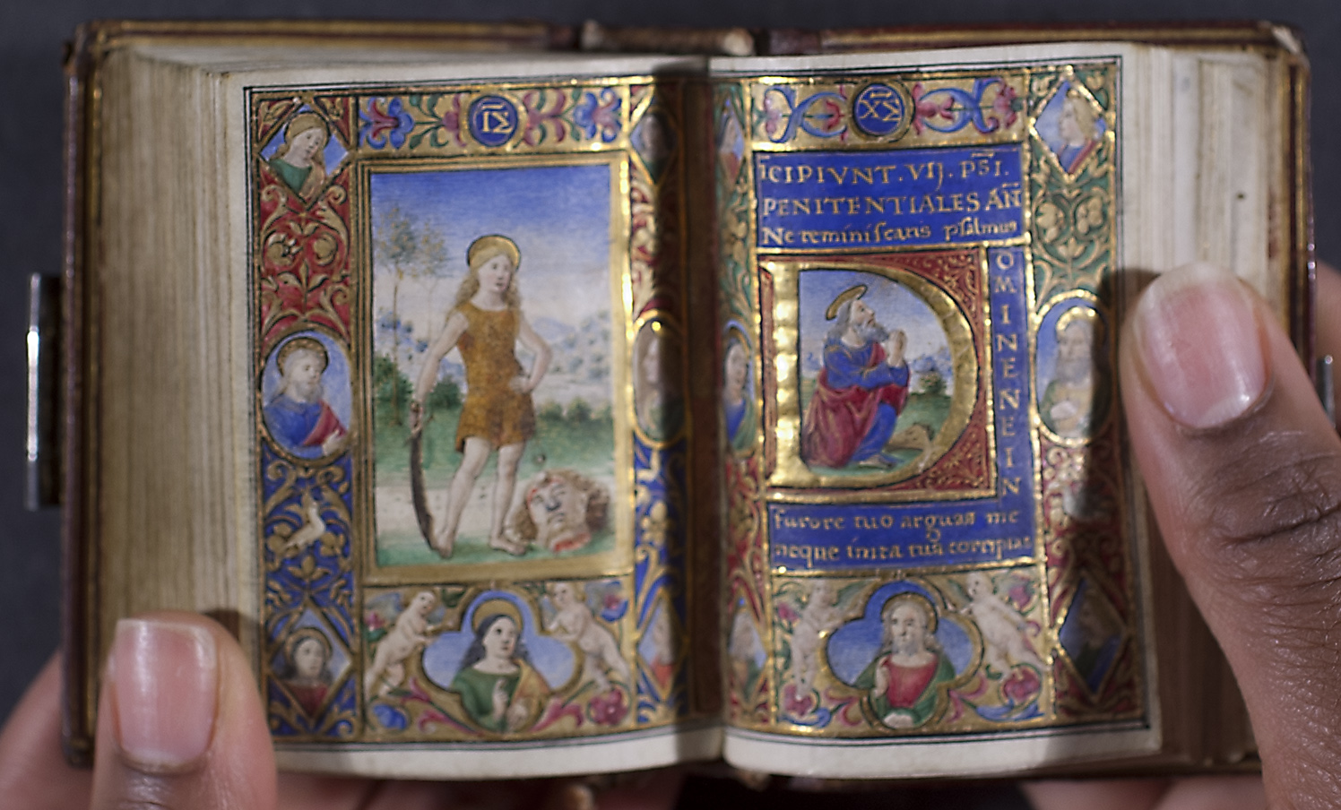 rauner special collections library  a beautiful manuscript