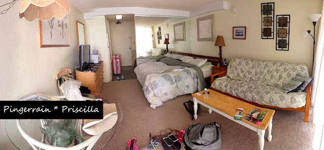 Eriko's apartment: My home for a week in Honolulu, Hawaii
