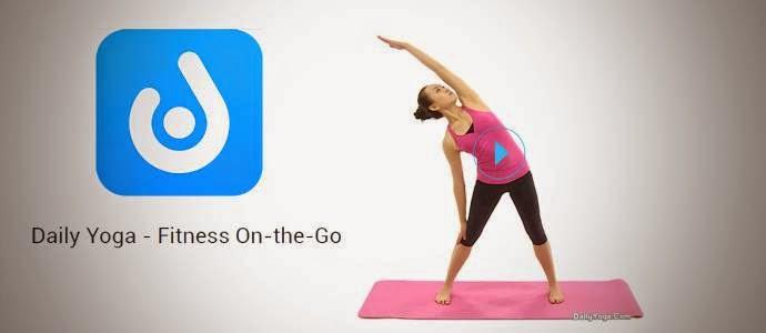 Olah raga yoga secara privat dan gratis dengan aplikasi Daily Yoga