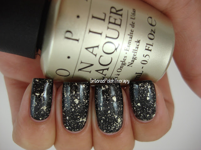 OPI - Pure 18k white gold and silver top coat