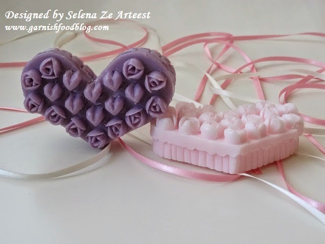 valentine's day soap lesson