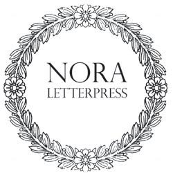 nora letterpress