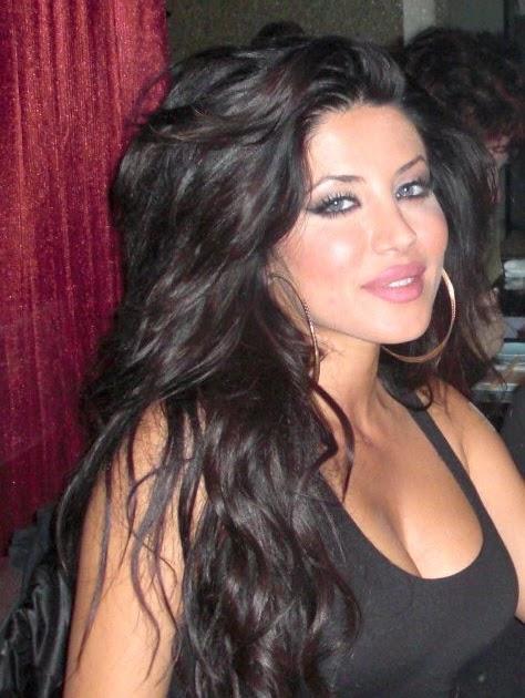 Collection of Beautiful Arabian Girls Photos: Long Hair ...