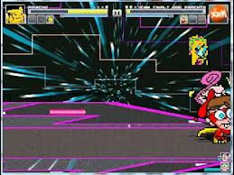 Free Download cartoon vs anime Mugen PC Game Full version