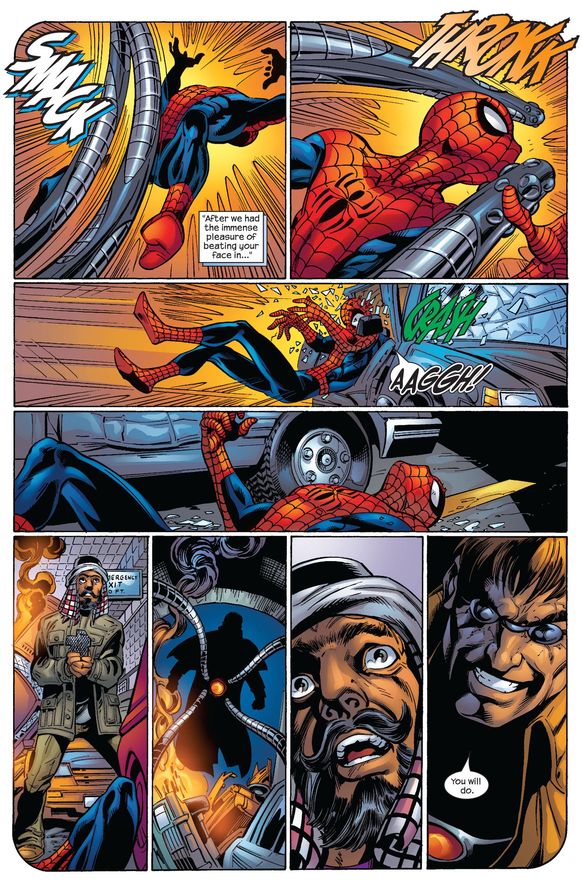Ultimate Spider-Man (2000) Issue #57 #61 - English 8